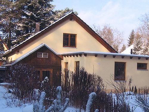 Anbau an bestehendes Ferienhaus