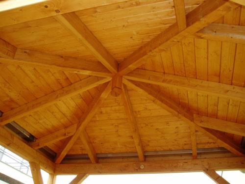 Pavillon - quadratisch und praktisch