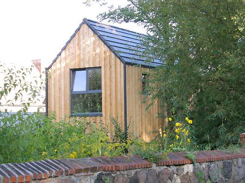 Ulmenhaus – Sanierung und Holzrahmenhaus
